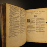 1580 LAW Justinian Institutes Codex Rome Corpus Juris Aldobrandini & Cornello