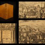 1590 1st Illustrated ed Tasso Jerusalem Delivered Italian Gerusalemme Liberata
