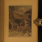 1910 1st ed Richard Wagner Rhinegold Valkyrie Ring of Nibelung Rackham ART