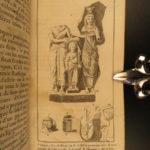 1740 Occult Astronomy Astrology Cosmogony Egyptian Mythology Pagan 2v Pluche Sky