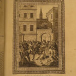 1790 Foxe Book of Martyrs Acts & Monuments Southwell Ireland Scotland TORTURE