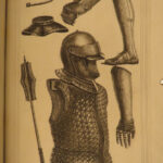 1786 1ed Ancient WEAPONS Guns Medieval Knights Swords Helmets Illustrated Armor
