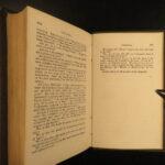 1853 1st ed Missouri Underground Railroad Military Prison Life SLAVERY Abolition