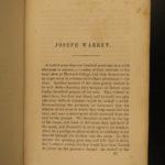1863 Masonic Biography Famous Freemasons George Washington Ben Franklin Americana