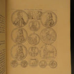 1790 COINS Medallic History of England Pinkerton Medals Numismatics Engravings