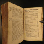 1774 Cookbook MENON French Cuisine Cooking for Women Wine Liquor Food Recipes
