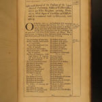 1680 1ed LAW English Parliament Records Francis Drake Sir Walter Raleigh FOLIO