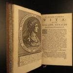 1662 OVID Complete Works Metamorphoses Tristia Myth ROME Mythology Scaliger 3v