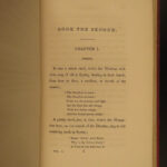 1839 1st ed Hyperion by Henry Wadsworth Longfellow American Travel Novel 2v