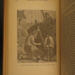 1882 1ed Fisherman's Own Shipwrecks Fishing Anglers Massachusetts Whaling Whales