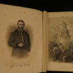 1878 Battles of America Sea & Land Tomes Revolutionary WAR Navy Illustrated 3v