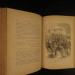 1882 1st ed Life of Ambrose Burnside Union Army General CIVIL WAR Rhode Island