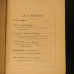 1913 1ed Princess Badoura Arabian Nights Edmun Dulac Illustrated Aladdin Housman