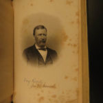 1882 1ed History of Boone County Missouri SLAVERY Civil War Columbia St Louis