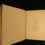 1863 1ed Portrait Gallery Illustrated Lincoln Grant Bronte Dickens Washington 2v