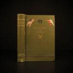 1890 1st ed CUSTER Following the Guidon Civil War Native American Indian Wars