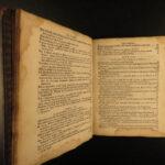 1697 1ed William James Nazianzeni Church Fathers Presbyterians Scotland Glasgow