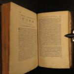 1743 1st Scottish ed Tacitus Annals Histories Roman Empire Nero ROME Gronovius