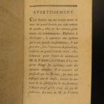1779 ATLANTIS Lost City Origins Bailly Voltaire Astronomy Aryan Civilizations