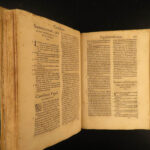 1595 Spanish LAW Juan Gutierrez Consilia Juris Roman Law Salamanca Spain FOLIO