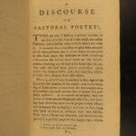 1776 Complete Works of Alexander Pope English Lit Dunciad Letters Essays 6v SET