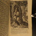 1708 Desert Saints Orthodox Martyrs Church Fathers Monks 100 Portraits Villefore
