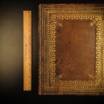 1861 Anglo-Saxon Saxon Manuscript Swithin Mary Egypt Earle Gloucester Fragments