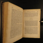1855 Demonology & Witchcraft WITCHES Fairies Magic Evil Walter Scott Letters