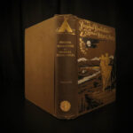 1896 1ed Civil War & INDIAN Memoir General Miles Native American Catlin Railroad