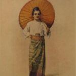 1905 1st ed Burma Painted Myanmar ASIA Illustrated Jungle Adventures Costumes