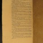 1708 Life of Mahomet Prophet Muhammed ISLAM Muslim Quran Prideaux Deism ENGLISH