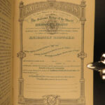 1887 Knights of Pythias Masonic Manual Supreme Lodge Secret Society Freemasonry