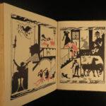 1920 The Sleeping Beauty Illustrated Arthur Rackham Fairytale Fantasy Perrault