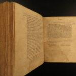 1689 1ed QUAKER William Dewsbury Faithful Testimony Bible Prophecy English RARE