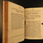 1696 THEATER John Suckling English Literature Poetry Plays Goblins Shakespeare