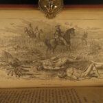 1876 1ed Life of General George Custer Cavalry Little Bighorn Lakota Indians