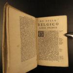 1648 Dutch Wars Belgium Bello Belgico Strada Battles Habsburg Flanders Latin