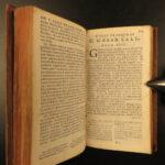 1645 Suetonius Twelve Caesars Julius Caesar Caligula Nero ROME Amsterdam
