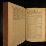1679 1ed Greek BIBLE Critica Sacra New Testament Language Study Latin Ed Leigh