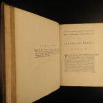 1770 ENGLISH ed Xenophon Greek Philosophy Sparta Socrates Peloponnesian Wars MAP