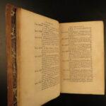 1672 Letters of Saint Jerome Church History Epistolae Asceticism Vulgate Bible