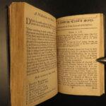 1736 The Great Assize Puritan Bible Sermons Revelation Samuel Smith Apocalypse