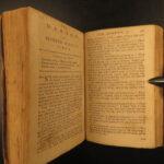 1789 1ed Marrow of Modern Divinity SCOTLAND Scottish Marrow Controversy Falkirk