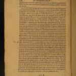 1669 Biroat Condemnation of the World Christmas Bible Sermons French Louis XIV