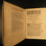 1604 1ed LAW Henry Boguet on Burgundian Code Witchcraft & Demonology Cases