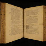 1532 Robert Estienne Latin BIBLE Paris Biblia Breves Apocrypha Hebrew Index RARE