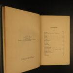 1882 WALDEN by Henry David Thoreau Massachusetts Illustrated Transcendentalism