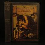 1904 1ed Poems of Childhood Eugene Field Poetry Maxfield Parrish ART Missouri