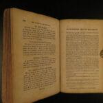 1848 Virginia Housewife Cooking Recipes Baking Cordials Cake Mary Randolph
