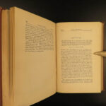 1871 Charles Darwin Journal HMS Beagle Voyages EVOLUTION History Science